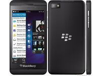 *Unlocked* Blackberry Z10 Smartphone Wifi/Bluetooth/Camera *Good Condition* GiffGaff Works