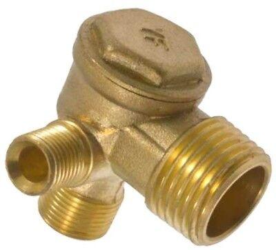 E101362 Air Compressor Check Valve Porter Cable Craftsman Husky