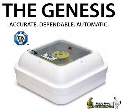 New GQF 1588 Genesis Digital Egg Incubator HovaBator