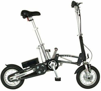 "E-Mazing Innovations B.O.B. Folding Electric E-Bike - 12"" wheels - $1300 Retail!"