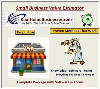 Small Business Appraisal Software - Easy To Use - Does All The Work For You