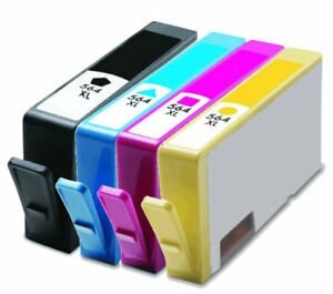 4 PACK For HP 564XL Ink Combo For Deskjet 3070a 3520 3521 3522 3526 e-All-in-One