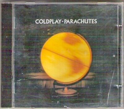 PARACHUTES Coldplay CD 2000 EMI Collectable Bestselling Rock Original 10