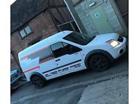 Ford Connect 59plate with Rock n Roll bed (day van/race van)