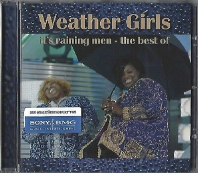 WEATHER GIRLS / IT'S RAINING MEN - THE BEST OF * NEW CD * NEU