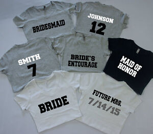 Bachelorette Party Shirts & Tank Tops