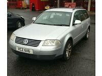 2004 vw passat estate highline diesel 1.9 tdi 130bhp