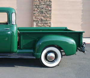 ISO 47-53 CHEVY truck box (short) and fenders.