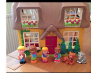 ELC Happyland cottage and village