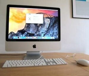 "Apple iMac 20"" + MS Office!!"