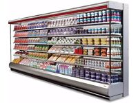 3.75m Arneg Avon Slim Remote Multideck Chiller Fridge (Supplied + Fitted) 3 Yr Warranty- £4400 + vat