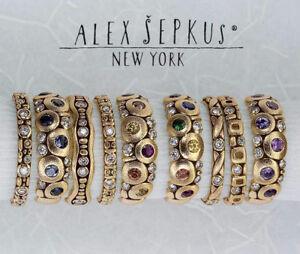 Alex Sepkus Diamond Ring
