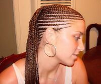Specialize in Braids, Weaves,Twist, Faux Dread,Cornrow, and Wigs