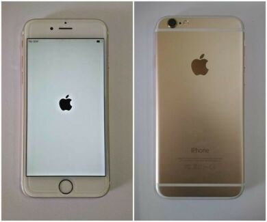 iPhone 6 16gb Gold Good Condition