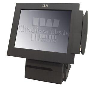Ibm 4840 543 Surepos 500 Pos Touch Screen Terminal