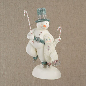 Dept 56 Snowbabies Snow Dream SKATER'S WALTZ 4026410 New 2012 Snowbaby BNIB