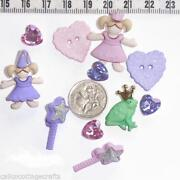 Fairy Buttons