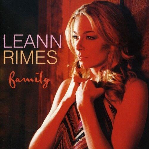 LeAnn Rimes - Family [New CD]