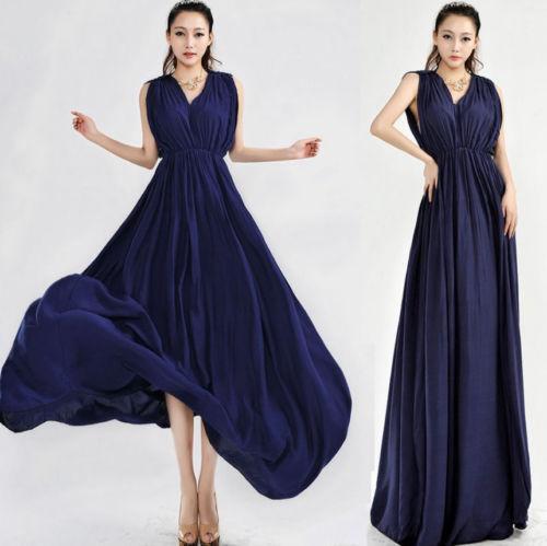 Asian Silk Dress 109