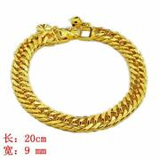 Womens Gold Chain Bracelets