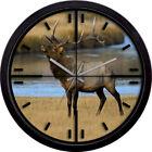 Wildlife Plastic Wall Clocks