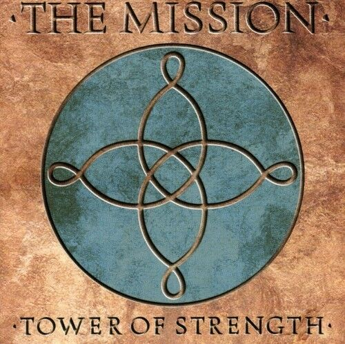 THE MISSION Tower Of Strength CD 2000