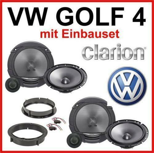 golf 4 boxen lautsprecher ebay. Black Bedroom Furniture Sets. Home Design Ideas