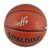 Jeremy Lin Signed Basketball