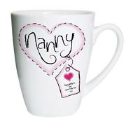 Personalised Mug Nanny
