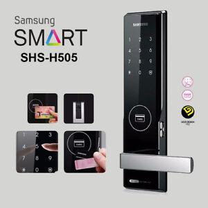 SAMSUNG SMART DIGITAL DOOR LOCKS