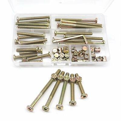 Socket Head Screws Baby Bed Crib Hardware Replacement Kit For Chairs Furniture