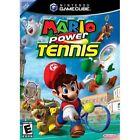 Mario Power Tennis Nintendo GameCube Video Games