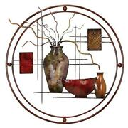Large Metal Wall Decor