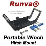 Portable Winch Mount