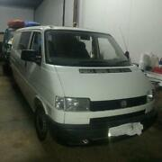 VW T4 Breaking