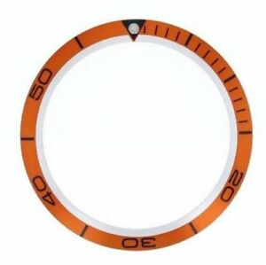 Bezel Insert for Omega Seamaster Planet Ocean 45mm