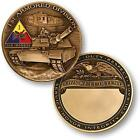 1st Armored Division Coin