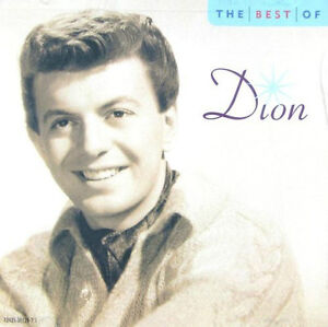 """DION """"THE BEST OF"""" BRAND NEW FACTORY WRAPPED CD"""