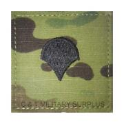 Army Specialist Patches