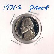 1971 Proof Nickel