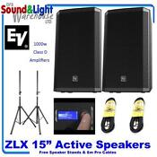 EV Active Speakers