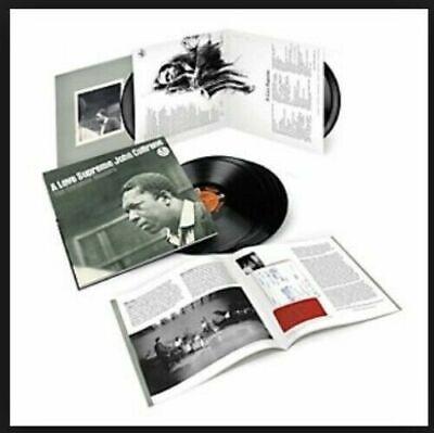 John Coltrane - A Love Supreme: The Complete Masters [New Vinyl]