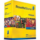 Rosetta Stone Education & Reference Software - French Version