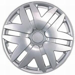 "New Drive Accessories KT-997-16S/L, Toyota Sienna, 16"" Silver Replica Wheel Cover, (Set of 4)"