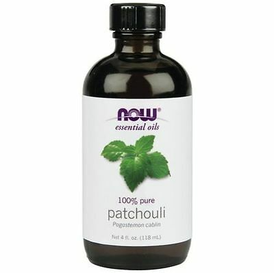 NOW Foods 4oz. Patchouli Essential Oil For Diffusers & Burners Great Value!