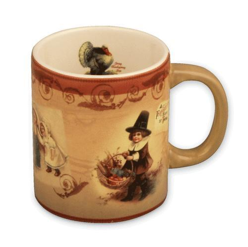Thanksgiving Mug Ebay