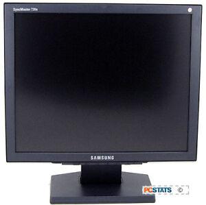 """Samsung Syncmaster 730B - 17"""" LCD Monitor"""