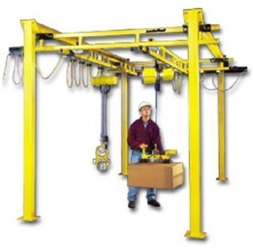 Used Jib Crane Hoist : Bridge crane business industrial
