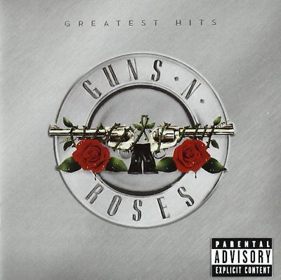 Guns N' Roses ~ Greatest Hits ~ Very Best Of  ~ NEW CD Album ~ Guns and & Roses