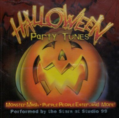 Halloween Party Tunes, Audio CD, by the Stars at Studio 99 (Halloween Party 99)